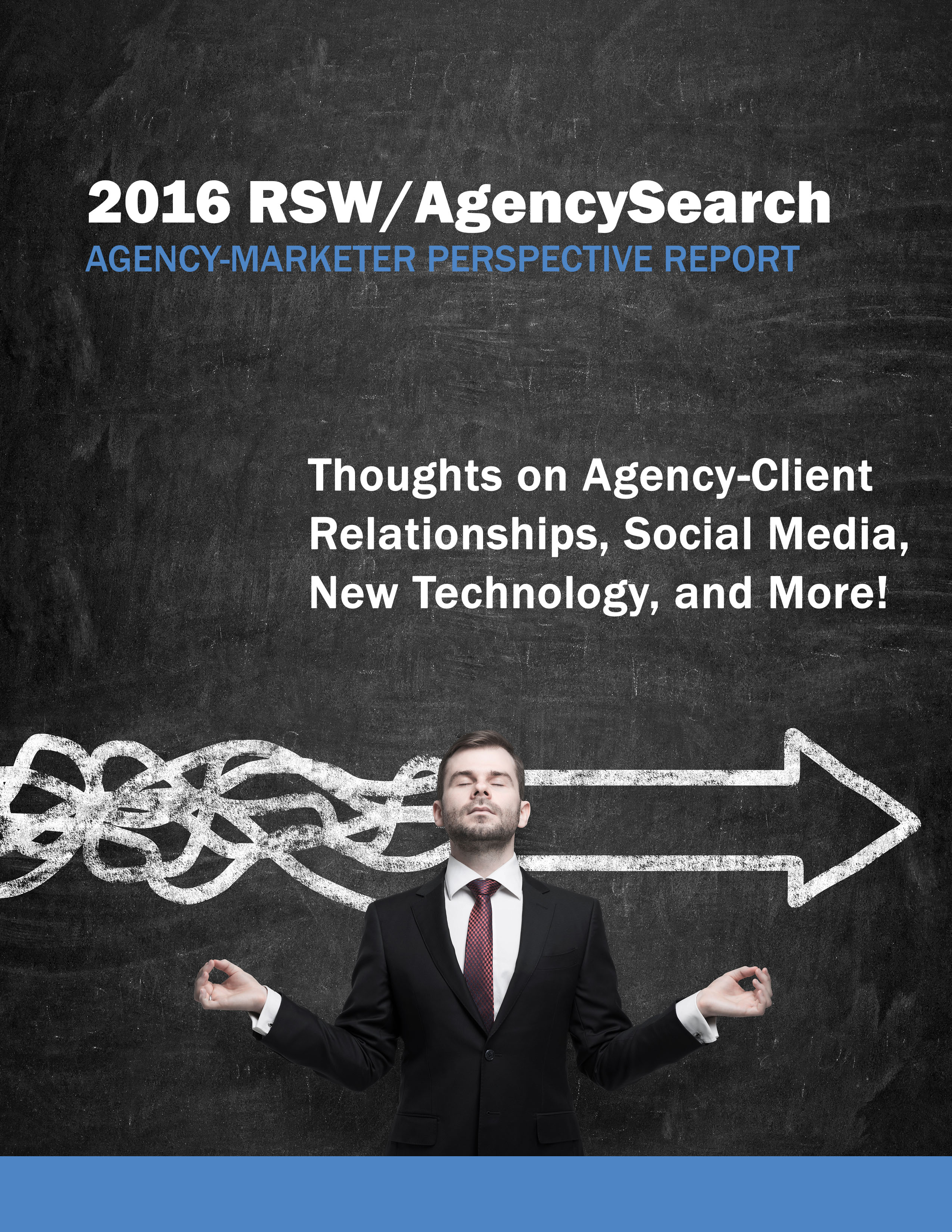 Industry Insight Reports | 2016 Agency-Marketer Perspective Report