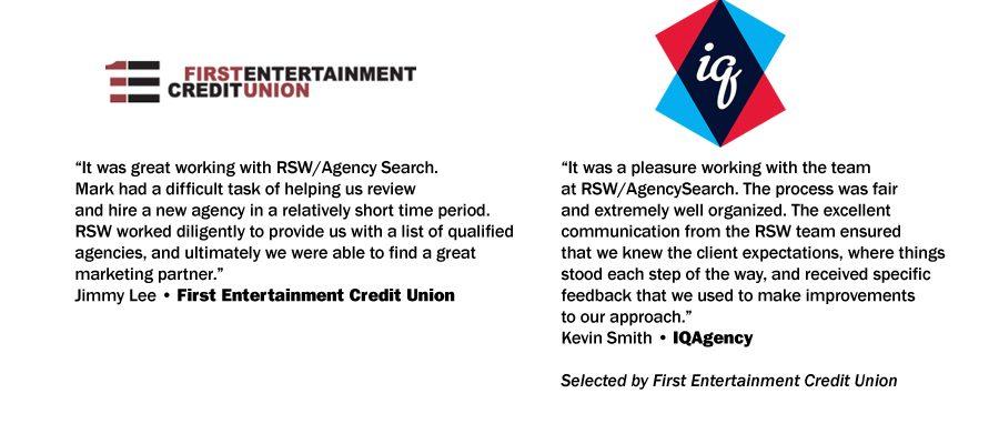 First Entertainment Credit Union Testimonial