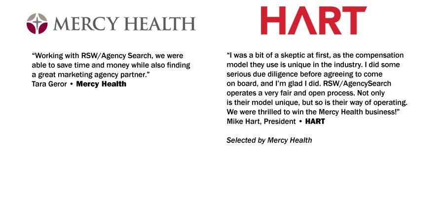 Mercy Health Testimonial